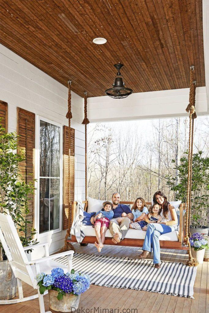 50 Stunning Porches Patio Ideas To Make Beautiful Home Exterior