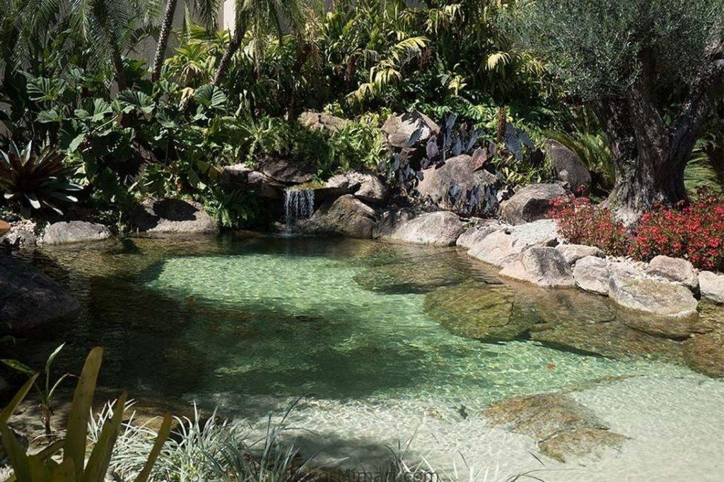 50 Awesome Natural Small Pools Design Ideas Best For Private Backyard