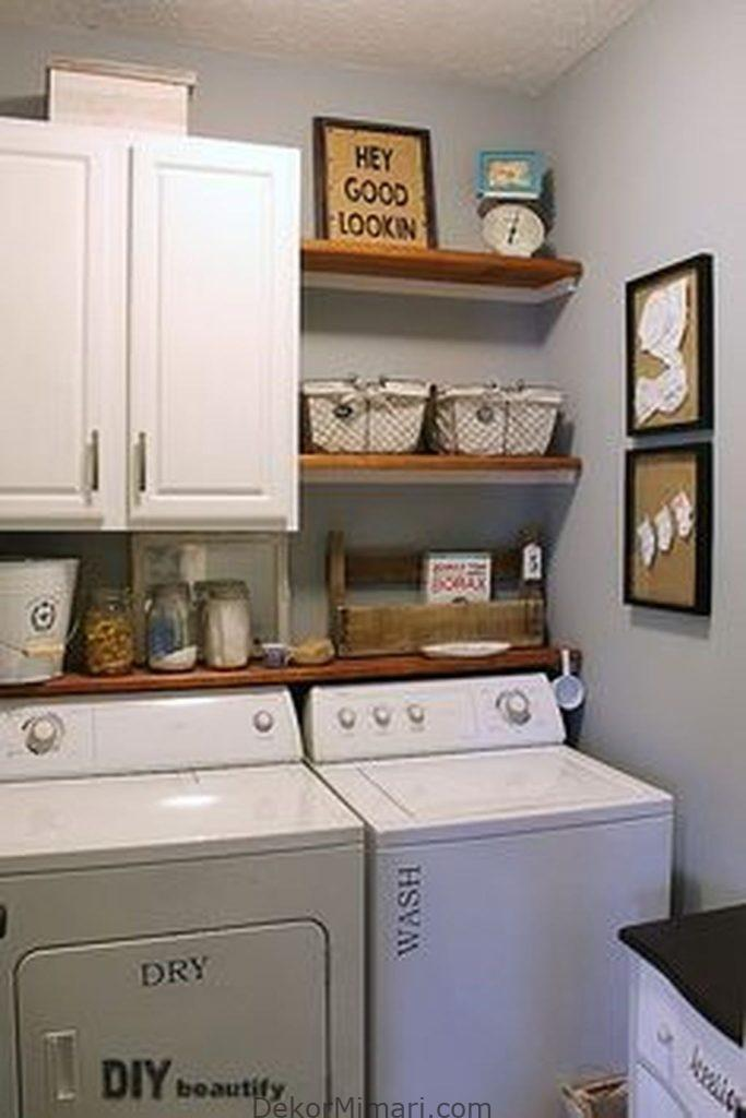40 Stunning Rustic Functional Laundry Room Ideas Best For Farmhouse Home Design